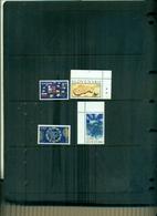 SLOVAQUIE ADHESION A L'UNION EUROPEENNE -EUROPA 2005-9-10 4 VAL NEUFS A PARTIR DE 0.90 EUROS - Slovaquie
