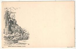 85 - Fontenay-le-Comte - Vieille Femme De Fontenay - Escudier 15 - Costume - Coiffe - Fontenay Le Comte