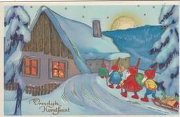 Vroolijk Kerstfeest (glanzend ) - Nouvel An