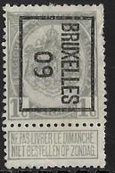 Brussel 1909 Typo Nr. 9B - Precancels
