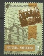 MACEDONIA BITOLA 2008 100 YEARS OF ALBANIAN LANGUAGE CONGRESS ** - Macedonia