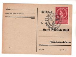 1049, Feldpostkarte, Amsterdam - Guerra 1939-45