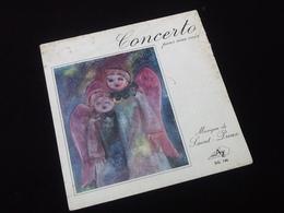 Vinyle 45 Tours   Concerto Pour Une Voix  Musique De Saint-Preux  (1969) - Klassik