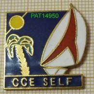 BATEAU VOILIER Sous SPI  CCE SELF En Version EGF - Boats