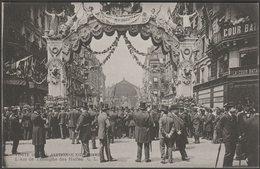 L'Arc De Triomphe Des Halles, Visite De S M Alphonse XIII A Paris, 1905 - CLC CPA - France