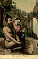 VISHWAMITRA AND MENAKA - India