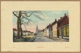 Westerlo    DORP.   - WESTERLOO. -  VILLAGE  (1910) - Westerlo
