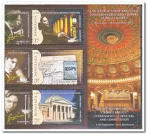Roemenië 2011, Postfris MNH, George Enescu Int. Festival, Music - 1948-.... Republieken