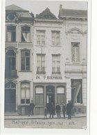 MECHELEN   MALINES  IN  BIERHUIS    1914 Oorlog Guerre  CAFE  BAR  Foto Photo - Mechelen