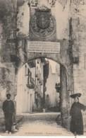 ***  PAIS VASCO  *** FUENTERRABIA Puerta Principal -  Unused TTB - Espagne