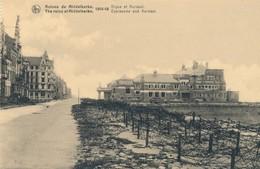 CPA - Belgique - Flandre Occidentale - Ruines De Middelkerke 1914-18 - Digue Et Kursaal - Middelkerke