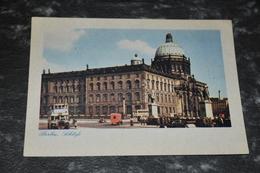 4585     BERLIN, SCHLOSS, NACH FARBENFOTO - Duitsland