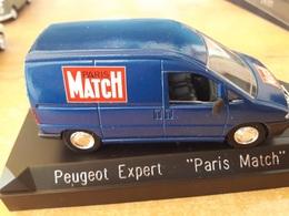Peugeot Expert 1/43 Eme Dans Sa Boite Plastique - Solido