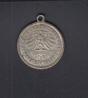 Dt. Reich Medaille Sängerbundesfest Stuttgart 1896 - Duitsland