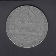 Dt. Reich Medaille Degussa 1943 17,87 Gramm 40 Mm - Deutschland