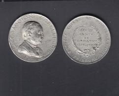 Lot Schweiz Medaillen Einseitig Geprägt - Entriegelungschips Und Medaillen
