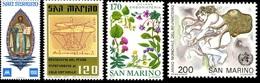 San Marino 1977 4 Pezzi - Nuovi