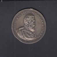 Medaille Friedrich III Beschädigt - Royal/Of Nobility