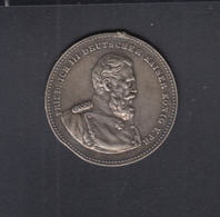 Medaille Friedrich III Beschädigt - Royaux/De Noblesse