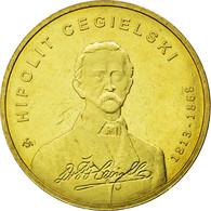 Monnaie, Pologne, 200th Anniversary Of The Birth Of Hipolit Cegielski, 2 - Pologne
