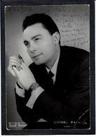 Autographe Signature à L'encre Lionel Patrick - Autographes