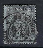France 1877-80 Sage Y&T N° 83 - 1876-1898 Sage (Tipo II)