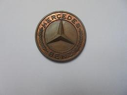 MERCEDES BENZ TILBURG JETON PUBLICITAIRE ANNEES +-1960 - Professionals/Firms