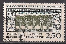Frankreich  (1991)  Mi.Nr.  2857  Gest. / Used  (8ae54) - Frankreich