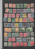 Canada And New Foundland, Mostly USED  (5 Scans) - Timbres