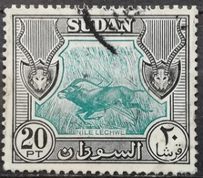1951 SUDAN Nile Lechwe - Soudan (1954-...)