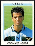 FOOTBALL - PANINI - CALCIATORI 2000 - LAZIO - FERNANDO COUTO - STICKER - Calcio