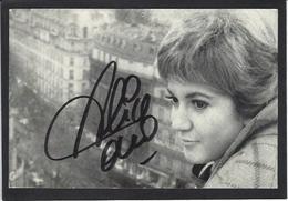 Autographe Signature à L'encre Alice DONA - Autographes