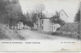 NEUFCHATEAU. PAYSAGE A MALONNE - Neufchâteau