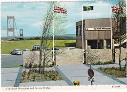 'TOP RANK MOTORSPORT': AUSTIN A55 CAMBRIDGE, COMMER TRUCK, VW 1200, BEDFORD CA  - Severn Bridge - Toerisme