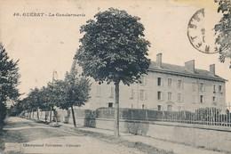 CPA - France - (23) Creuse - Guéret - La Gendarmerie - Guéret