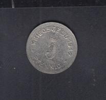Kreisverwaltung Mettmann 5 Pfennig 1917 Kriegsgeld - 5 Pfennig