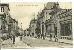 52 - CHAUMONT / RUE VICTOIRE DE LA MARNE - Chaumont