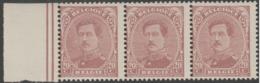 140 C ** Type IV Bande De 3        .. - 1915-1920 Albert I