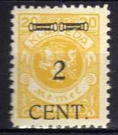Memel / Klaipeda 1923 Mi 176 * [120119XXII] - Memelgebiet