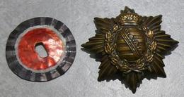 Plaque Saxe (Casque à Pointe) - 1914-18