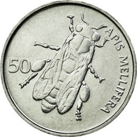 Monnaie, Slovénie, 50 Stotinov, 1996, SPL, Aluminium, KM:3 - Slovenia