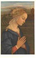 Art - Peinture Religieuse - Fra Filippo Lippi - Adorazione - Particolare - Firenze - Galleria Uffizi - Carte Neuve - Voi - Quadri, Vetrate E Statue