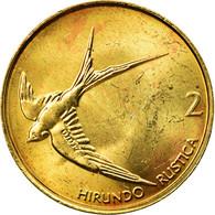Monnaie, Slovénie, 2 Tolarja, 2000, TTB, Nickel-brass, KM:5 - Slovénie
