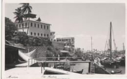 Kenya - Mombasa - Boats - Old Harbour - Kenya