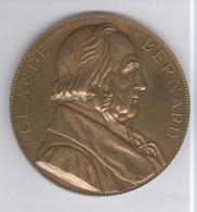 Médaille Claude Bernard - Membre Des Académies Française Et Des Sciences - Professeur à La Sorbonne... - France