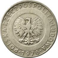 Monnaie, Pologne, 20 Zlotych, 1976, Warsaw, TTB, Copper-nickel, KM:67 - Pologne