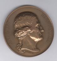 Médaille Antoine Auguste Parmentier - France