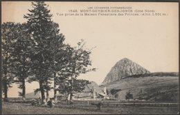 Vue Prise De La Maison Forestière Des Princes, Mont-Gerbier-des-Joncs, C.1910 - Artige CPA - France