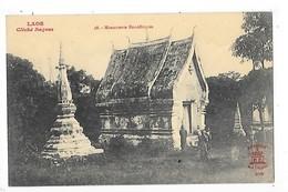 LAOS -   Monuments Bouddhiques   ## RARE ##   -   L 1 - Laos