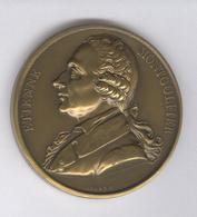 Médaille Etienne Montgolfier - Né à Vidalon Près D'Annonay... - France